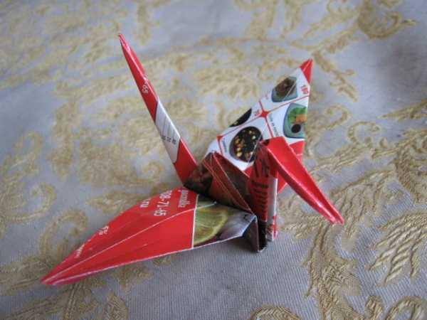 По оригами в международной