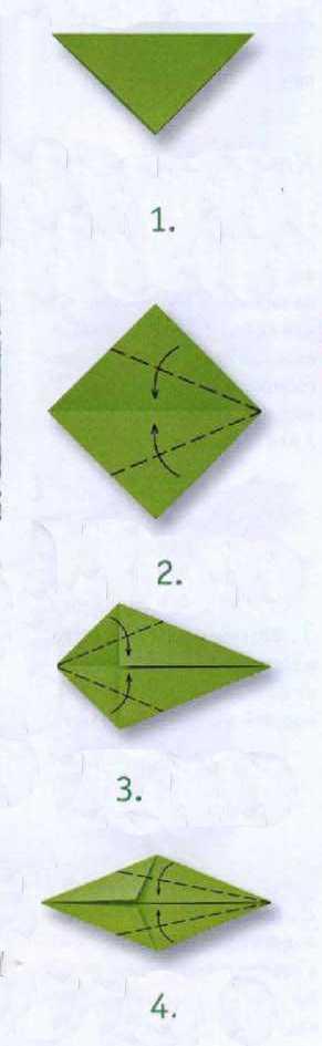 Как сделать тюльпан с модулем