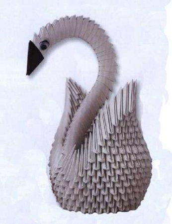 Модульное оригами животные, птицы, насекомые - Страница 11