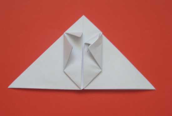"Оригами:  ""Водяная бомбочка "" ."