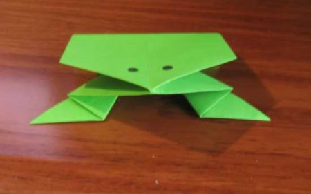 Прыгающая лягушка