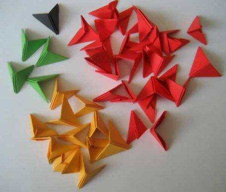 Треугольный <strong>плетение</strong> модуль