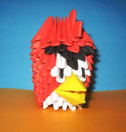 Модульное оригами животные, птицы, насекомые - Страница 10