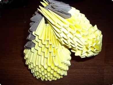 """Модульное оригами """"Конь"""""""