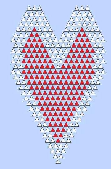 Как сделать сердце из модулей пошаговая инструкция - Cvety-iren.ru