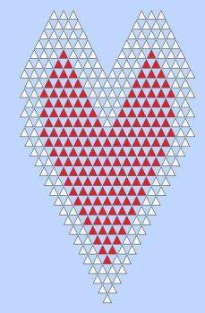 Оригами из треугольных модулей схема фото 616