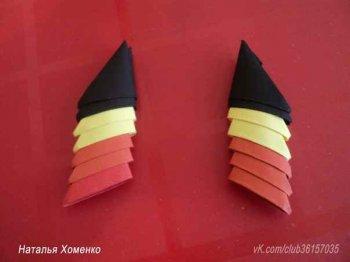 Модульное оригами «Баба Капа»
