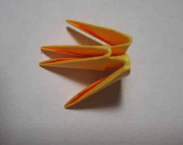 Модульное оригами «Вечный