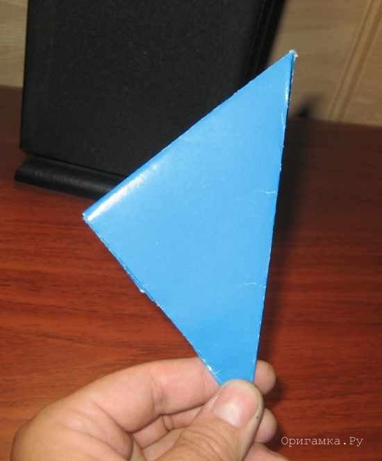 Хлопушка оригами