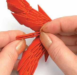 Модульное оригами «Морская звезда»