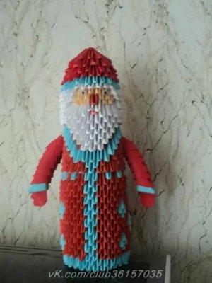 «Дед Мороз» из модулей