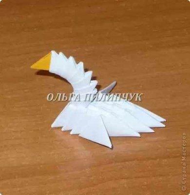 Мастер-класс шкатулка «Лебединая верность»
