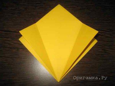 Оригами рыба