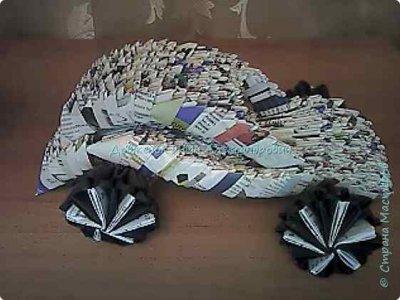 Модульное оригами - работы Иван Довженок