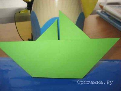 Машина что такое оригами