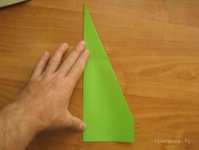 Оригами из бумаги роза схема фото 973