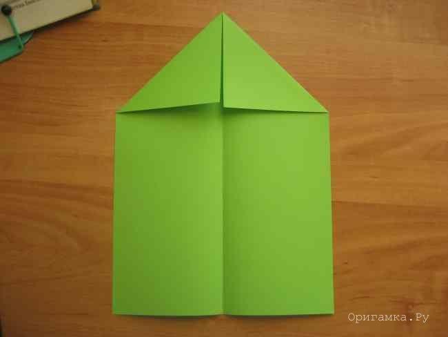 Схема оригами кораблик детей фото 49