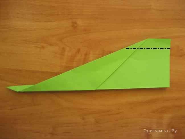 Журавлик из бумаги с фото Классический журавлик в технике оригами