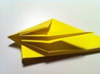 Оригами – рыбка