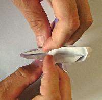 Оригами «Кальмар»