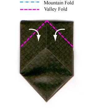 Бабочка из бумаги шаблоны для вырезания - 85b