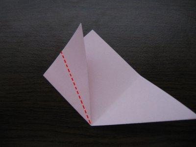 Оригами «Шар из цветов»