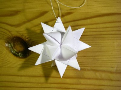 Объемная звезда