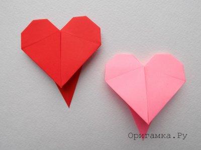 Как сделать закладку для книг в виде сердечка